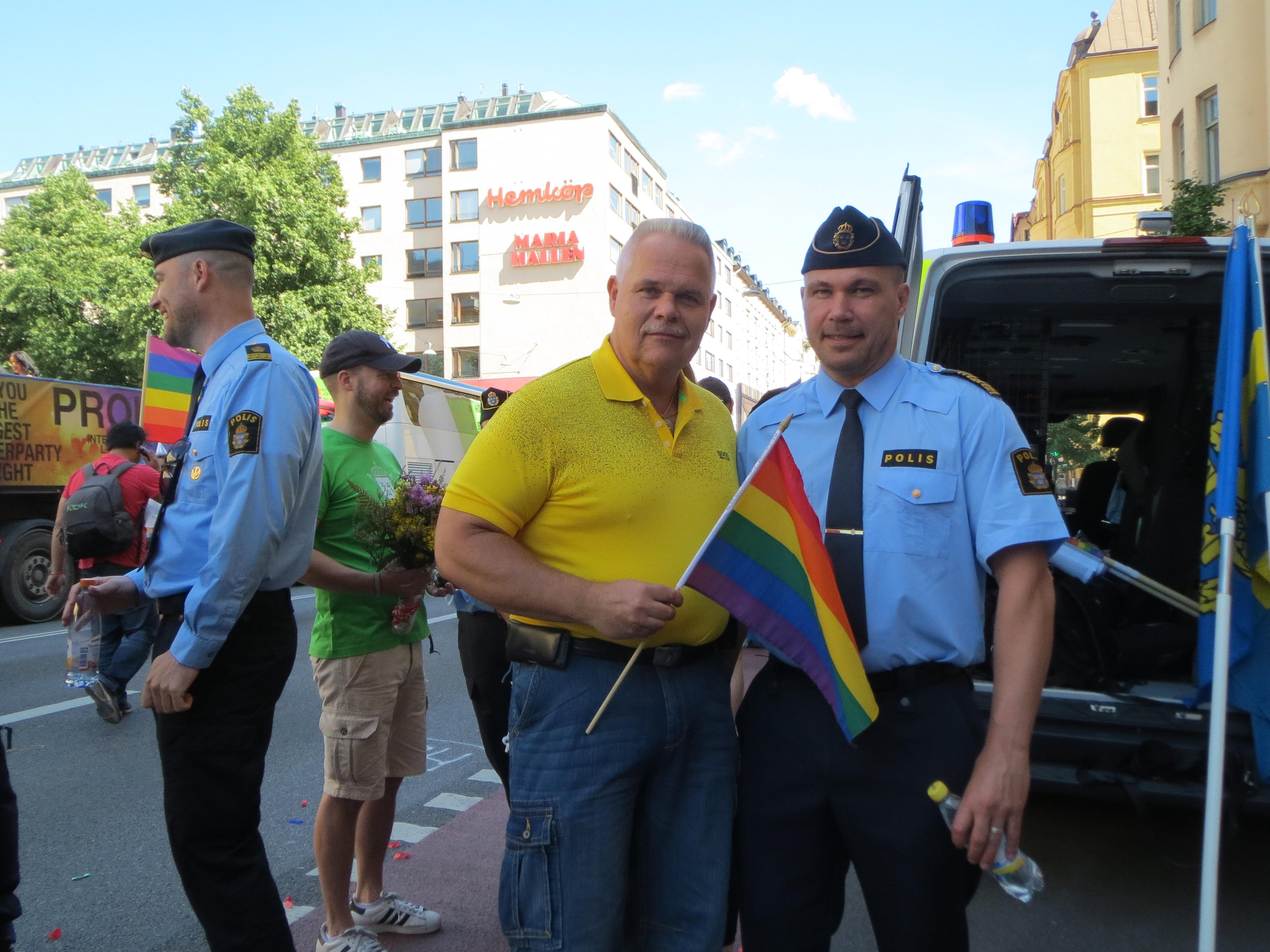 På dejt i stockholm